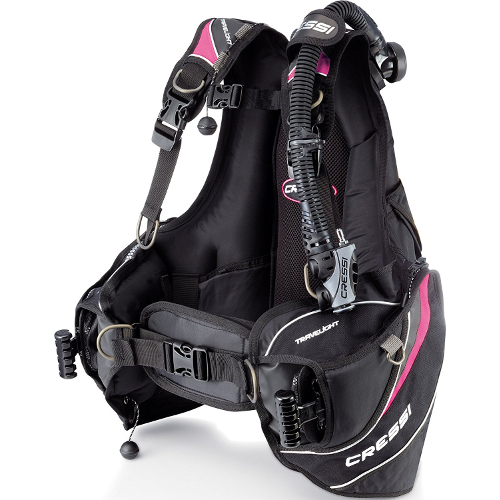 Cressi Ultralight Travel BC