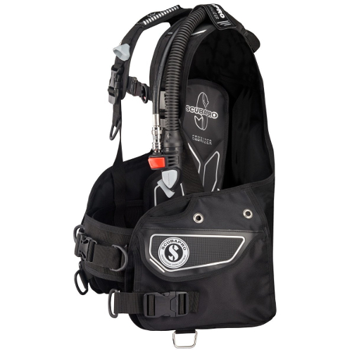ScubaPro Equalizer BCD w/Balanced Inflator