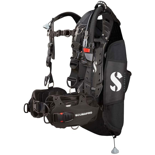 Scubapro Hydros Pro w/ 5th Gen. Air2 BCD