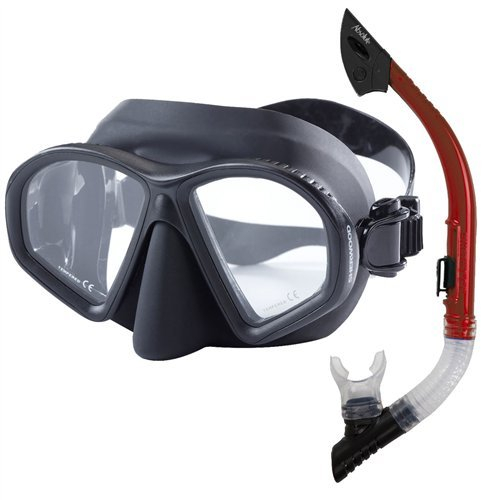 Sherwood Onyx Mask and Snorkel