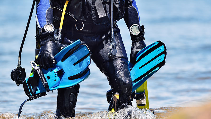 How Does Scuba Diving Equipment Work