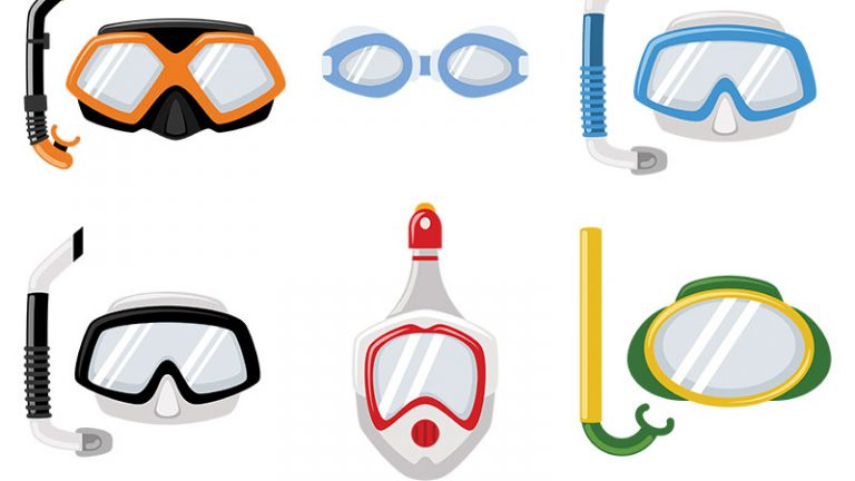What Are Scuba Diving Masks