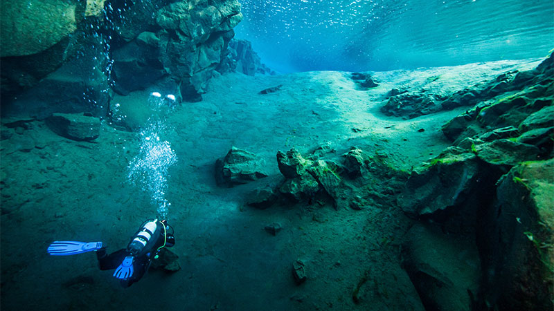 Top 10 Scuba Dives In Iceland