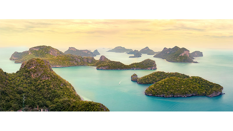 When is the best time to Scuba dive in Thailand?