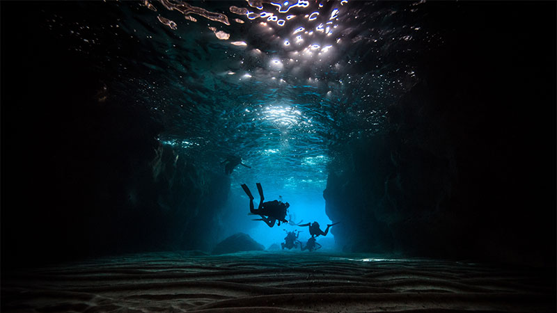 Where Is A Good Place In Europe For Scuba Diving