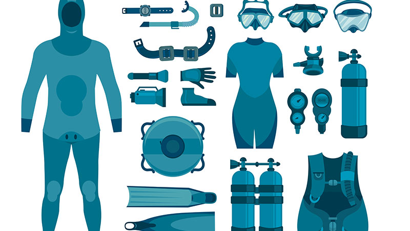 What Is The Basic Scuba Diving Gear One Should Have