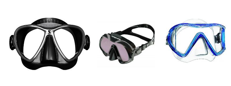 Scuba Masks