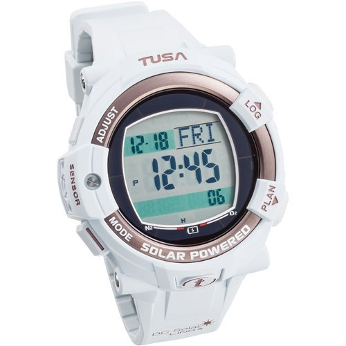 TUSA IQ1204 DC Solar Link Dive Computer